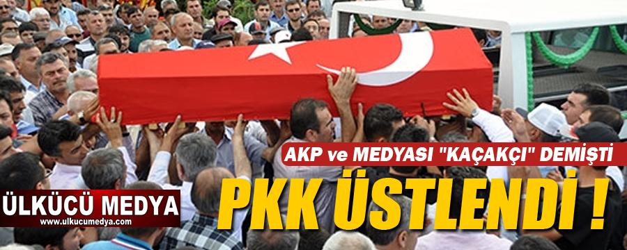 3 ASKERİN ŞEHİT OLDUĞU SALDIRIYI PKK ÜSLENDİ !