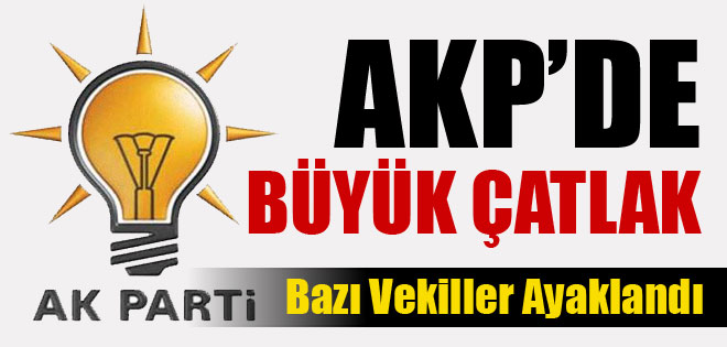 AKP'Lİ VEKİLLER HAKKINDA BOMBA İDDİA !