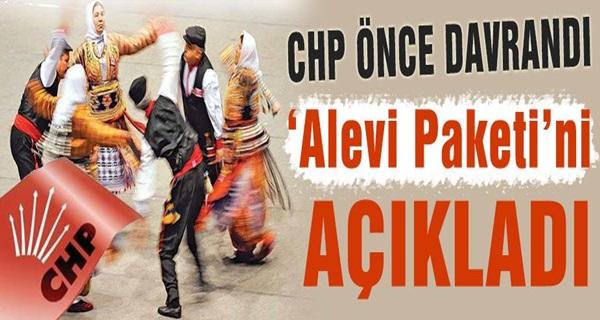 CHP'nin Alevi Paketi !