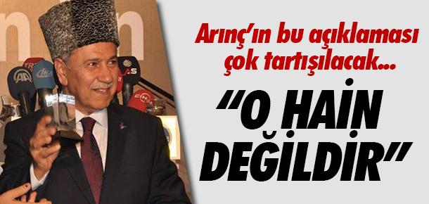 ''ÇERKES ETHEM HAİN DEĞİLDİR''