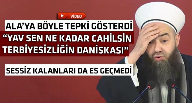 Cübbeli Ahmet Hocaefendi'den Efkan Ala'nın sözlerine çok sert tepki!