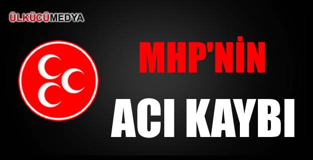 MHP'Lİ BELEDİYE BAŞKANI ÖLDÜRÜLDÜ