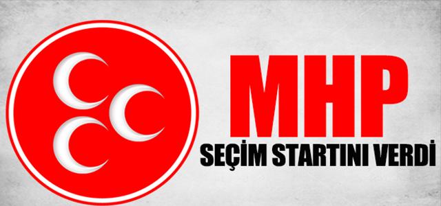 MHP Genel Seçim Startını Veriyor !