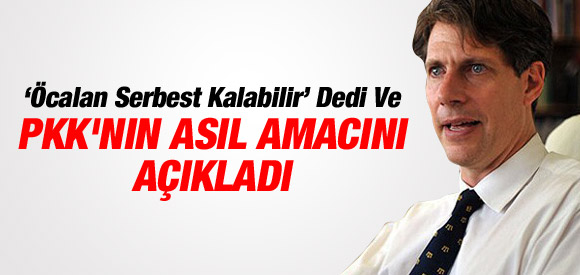 PKK'NIN ASIL AMACINI AÇIKLADI !