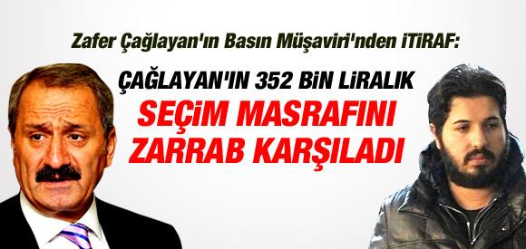 AKP'Lİ ÇAĞLAYAN'IN MÜŞAVİRİNDEN İTİRAF !