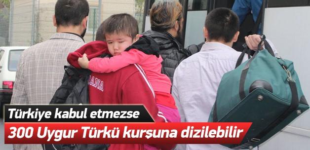 300 Uygur Türkü Kurşuna Dizilebilir !