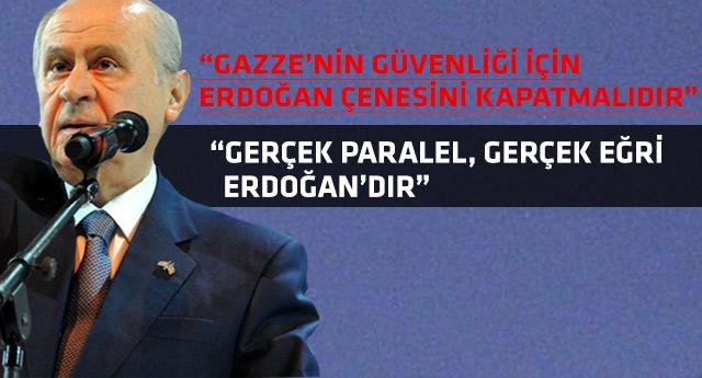 Devlet Bahçeli: Gerçek Paralel Erdoğan'dır !