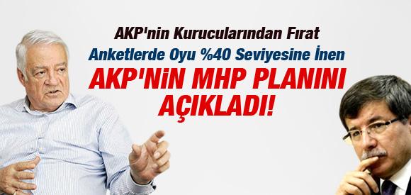 AKP'NİN MHP PLANI AÇIKLADI !