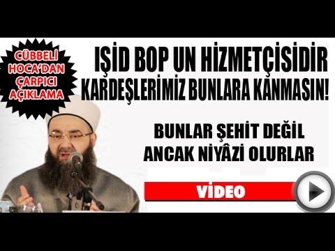 Cübbeli Hoca'dan IŞİD ve Kürdistan Açıklaması !
