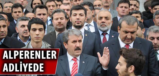 ALPERENLER ADİLİYE'DE !