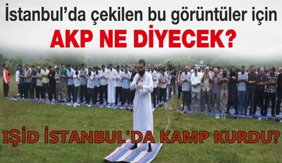 IŞİD'e İstanbul'da kamp yeri tahsis edildi mi?