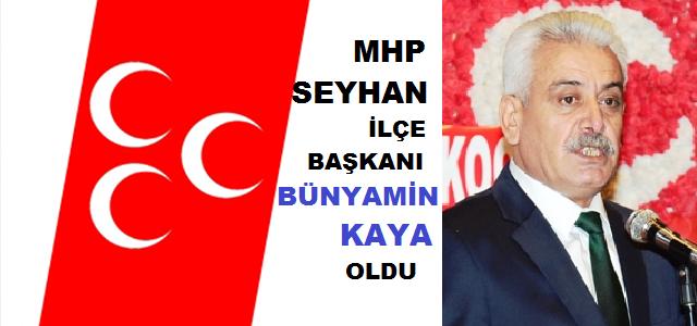 Adana'da MHP Seyhan İlçe Kongresi Tamamlandı