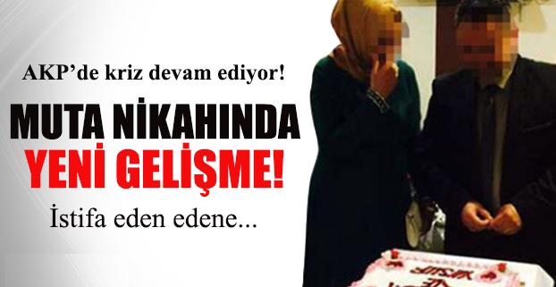 AKP'de Muta Nikahı Krizi Büyüyor!