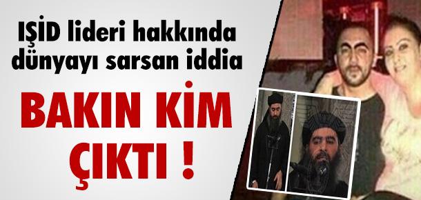 IŞİD LİDERİYLE İLGİLİ DÜNYAYI SARSAN İDDİA !