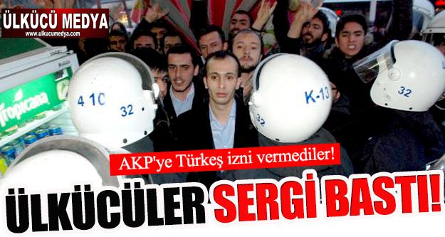 Ülkücüler, AKP'ye Türkeş izni vermedi !