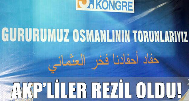 AKP'liler Rezil Oldu!