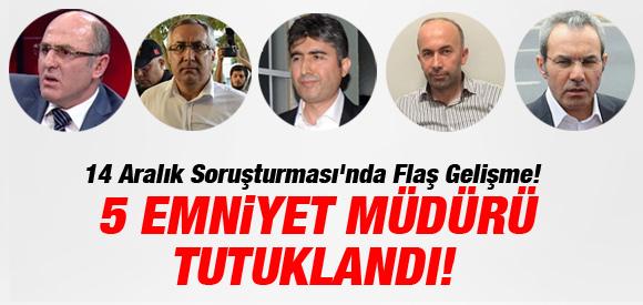 14 ARALIK SORUŞTURMASI'NDA FLAŞ GELİŞME !