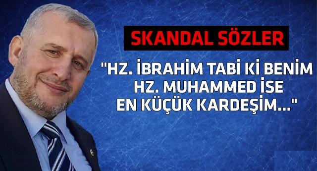 AKP'Lİ VEKİLDEN SKANDAL PAYLAŞIM !