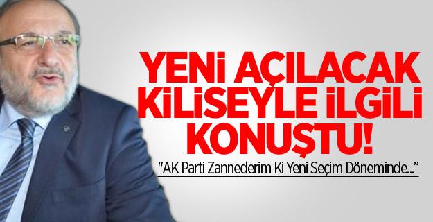 Oktay Vural: Akp'nin Kilisesi Zaten Var !