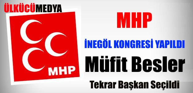 MHP İNEGÖL KONGRESİ YAPILDI !