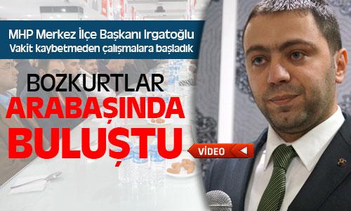 MHP Yozgat Teşkilatı Arabaşında Buluştu !