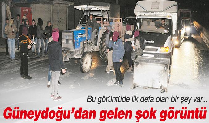 Güneydoğu PKK'ya Böyle Teslim Ediliyor !