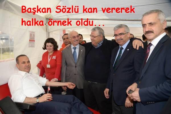 Adana'da Kan Bağışı Kampanyası Başladı