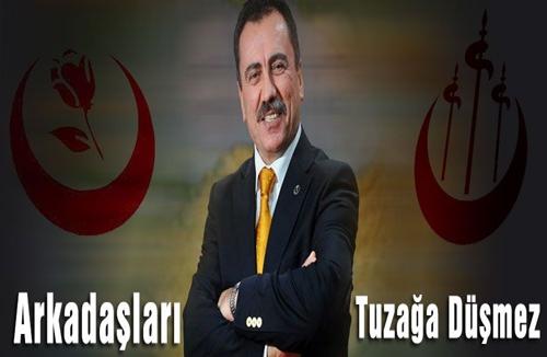 Yazıcıoğlu'nun Arkadaşları Tuzağa Düşmez !