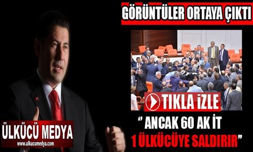 60 AKP'li vekil MHP'li Sinan Oğan'a böyle saldırdı !