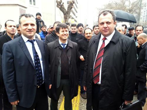 Av. Aksoy: Çalacak bir şey bulamayanlar şimdi hukuku çalmaya başladı