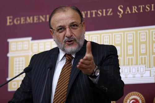 """EY MİT, SEN BİR PARTİ DEVLETİNİN ORGANI MISIN?"""