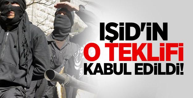 Japonya IŞİD'in Teklifini Kabul Etti