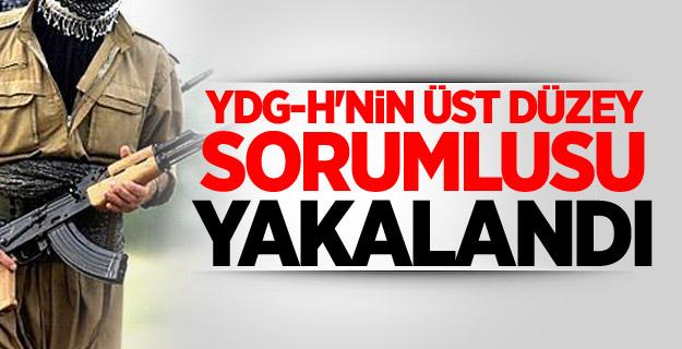 YDG-H'nin Üst Düzey Sorumlusu Yakalandı !