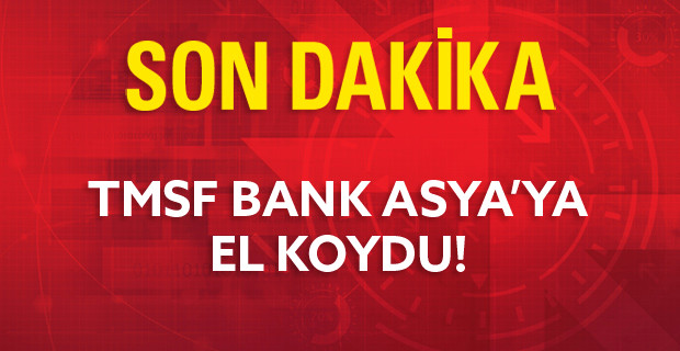 TMSF Bank Asya'ya El Koydu !