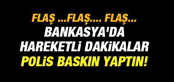 BANK ASYA'DA HAREKETLİ DAKİKALAR!