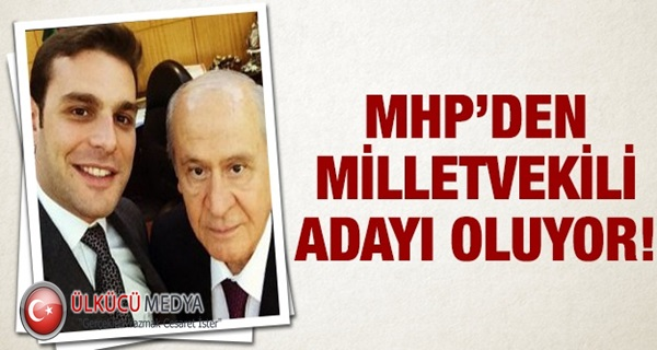 Mehmet Aslan MHP'den milletvekili adayı oluyor !