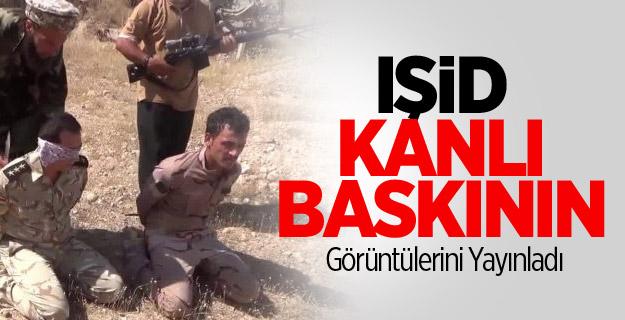 IŞİD O Kanlı Baskının Görüntülerini Yayınladı !