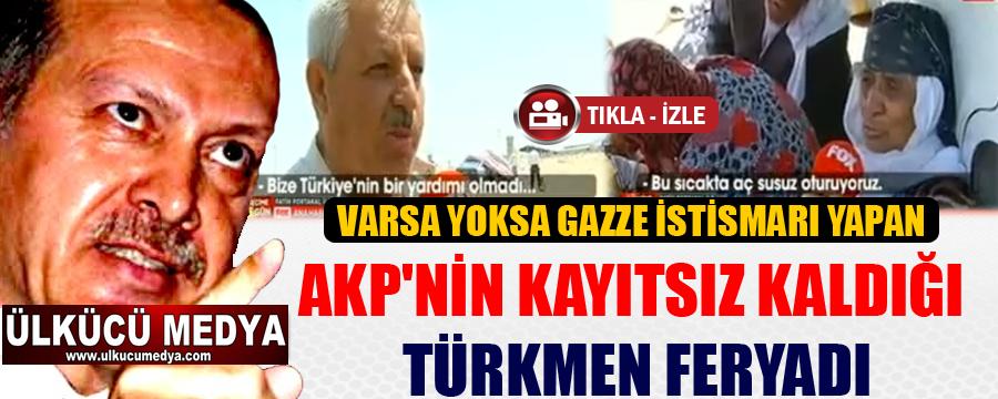 IŞİD'den Kaçan Türkmenler Erdoğan'ı yalanladı: Bize yardım etmedi VİDEO