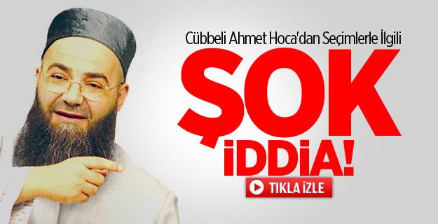 Cübbeli Ahmet Hoca'dan Şok Seçim İddiası!