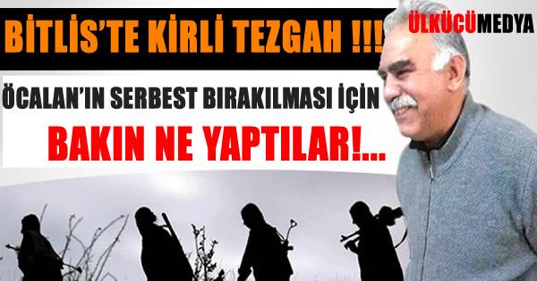 Bitlis'te kirli tezgah!