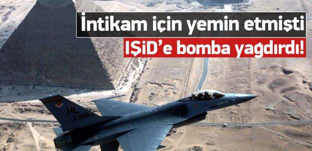 O Ülke IŞİD'e bomba yağdırıyor!