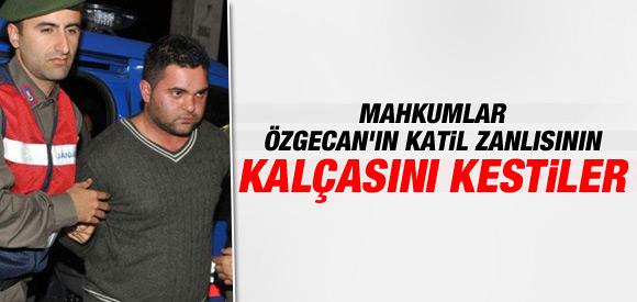 ÖZGECAN'IN KATİLİ HASTANELİK OLDU !
