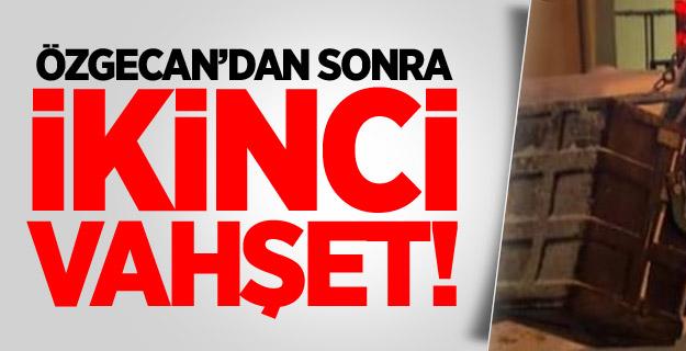 ÖZGECAN'DAN SONRA İKİNCİ VAHŞET !