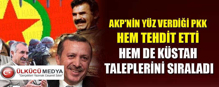 AKP şımarttı, Karayılan Öcalan için bunları istedi !