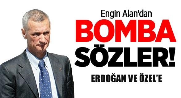 MHP'li Engin Alan bombaladı !