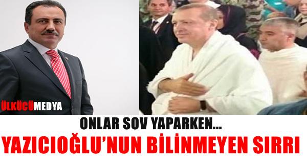 """""""Onlar Şov Yaparken...Yazıcıoğlu'nun Bilinmeyen Sırrı"""""""