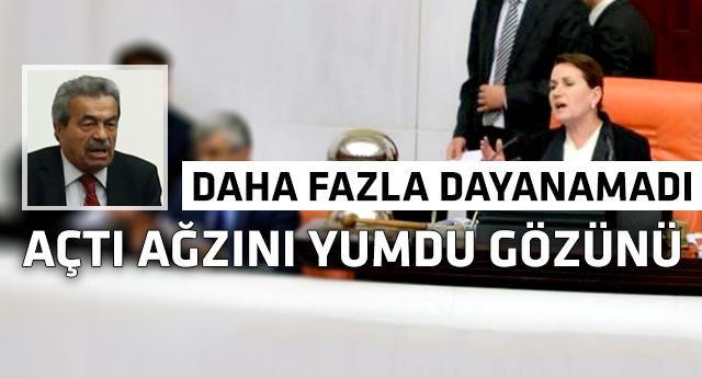 Meral Akşener, Kamer Genç'e fena patladı !