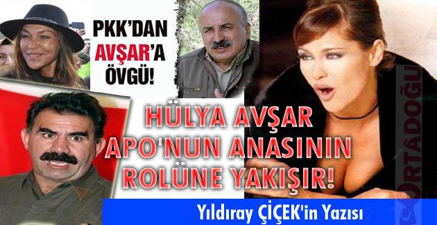 Hülya Avşar, APO'nun Anasının Rolüne Yakışır!