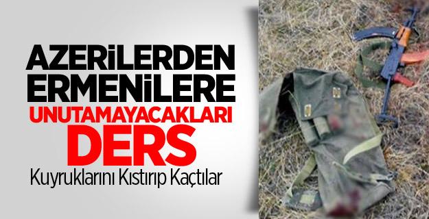 Azerilerden Ermenilere Unutamayacakları Ders