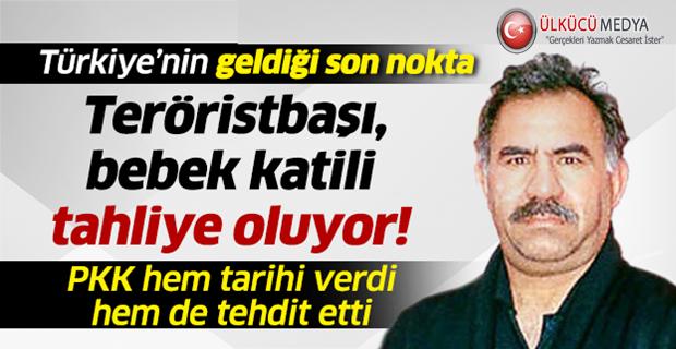 PKK, Öcalan'ın Tahliye Tarihini Açıkladı !